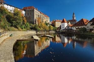 Cesky Krumlov Photographer: Libor Svacek; box@fotosvacek.cz; Mobile: +420 602428001;